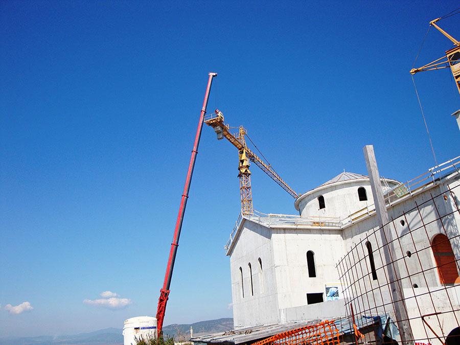 Crkva hrvatskih mučenika Udbina