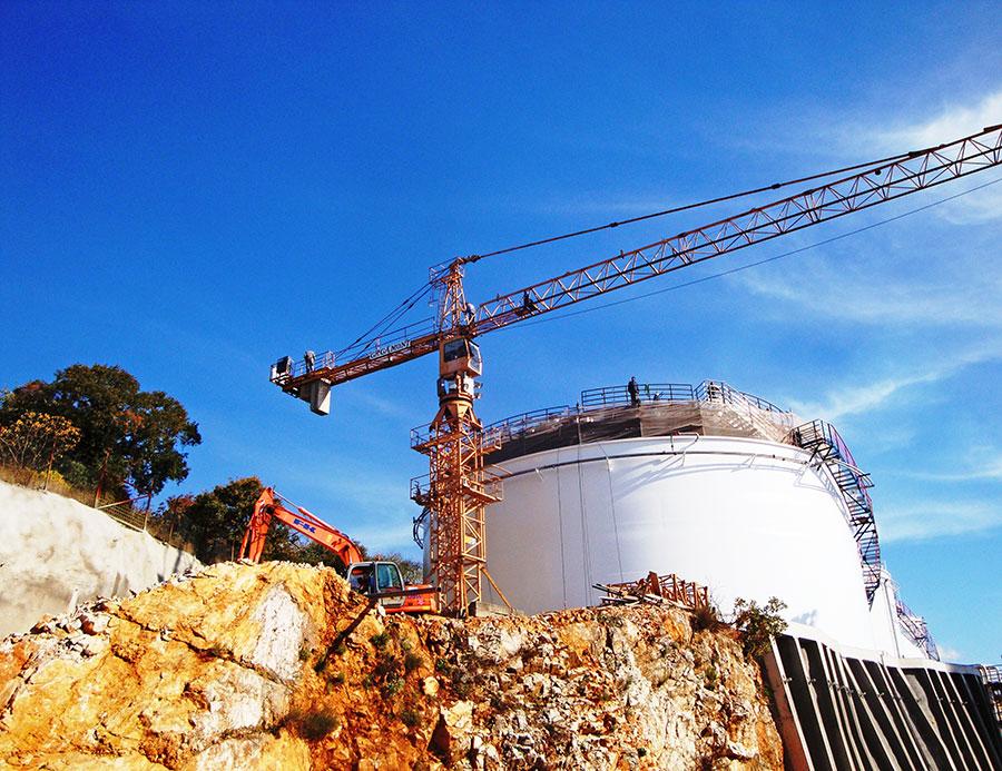 Rafinerija nafte Rijeka