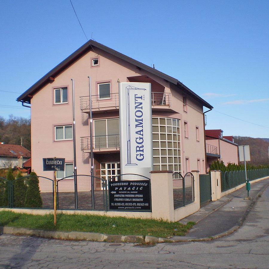 Grgamont sjedište